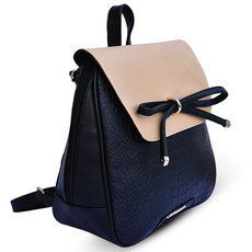 2016 New Hot Leather Backpack Famous Brands Backpacks For Teenage Girls Good Quality Women Backpack School Backpack C0154