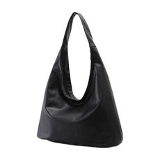 Women′s Handbags Bags Black PU Leather Bags