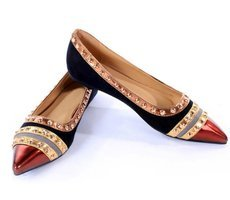 Rivets Decoration Brand Shoes Flats Women Spring Autumn Fashion Womens Flats Boat Shoes Sexy Ladies Plus Size 11 Free Shipping