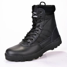 Boots Military boots men solider Desert Combat Outdoor Shoes Infantry tactical boots askeri bot