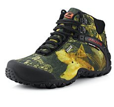 outdoor climbing hiking boots waterproof men boot new style outdoor fun mountain trekking shoes hunting boots