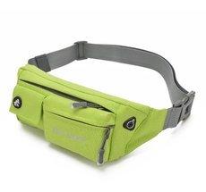 Multifunctional Unisex Waterproof Nylon Outdoor Casual Sports Crossbody Shoulder Bag Men Chest Bags Women Running Waist Packs